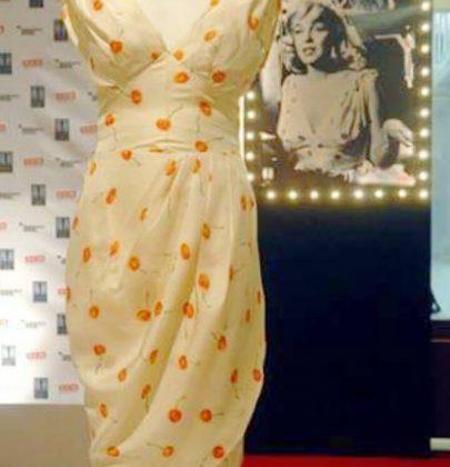 Os melhores vestidos de Marilyn Monroe .
