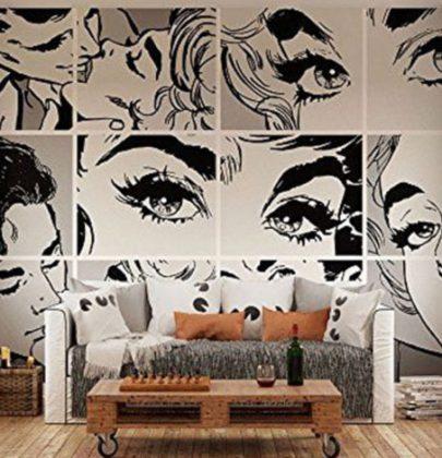 Dicas de decoração : decorando com Pop art.