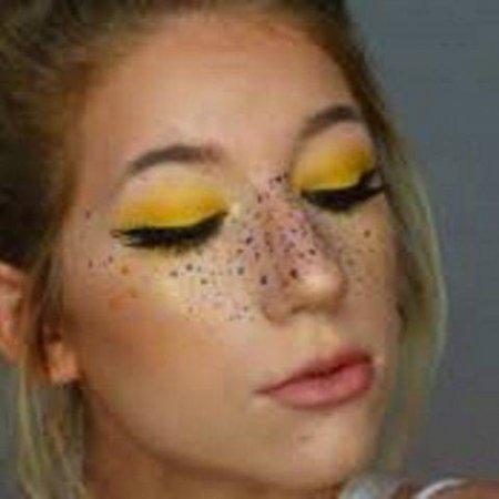 Maquiagem para o carnaval com Rainbow freckles -vamos fazer !