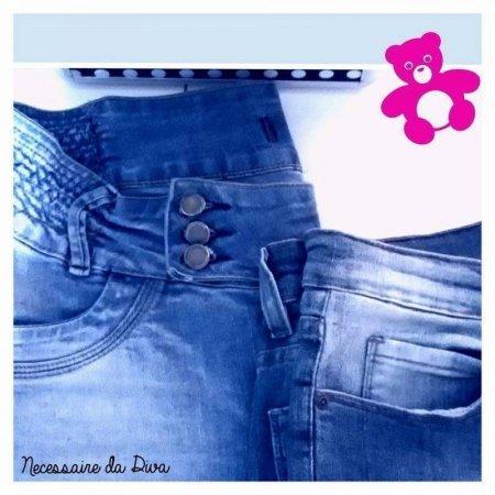 Calça jeans cintura alta ou baixa ?