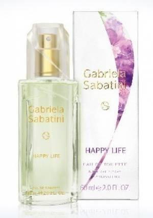 novo perfume Happy Life Gabriela Sabatine 2015