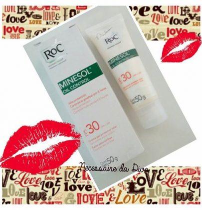 Os únicos produtos que controlam a oleosidade excessiva da minha pele nesse verão .