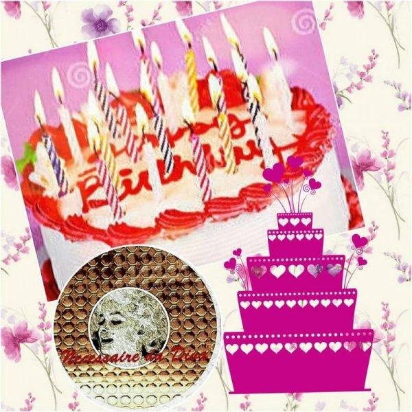 Aniversário de 1 ano do blog Necessaire da Diva .