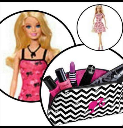 O Boticário: lançamento da coleção Barbie .