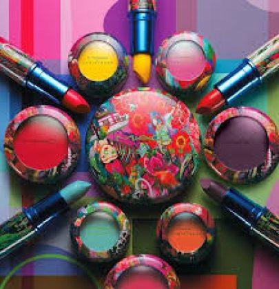 Coleção de maquiagem traz novas cores.