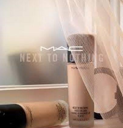Nova base da MAC funciona como um filtro do Instagram na pele.