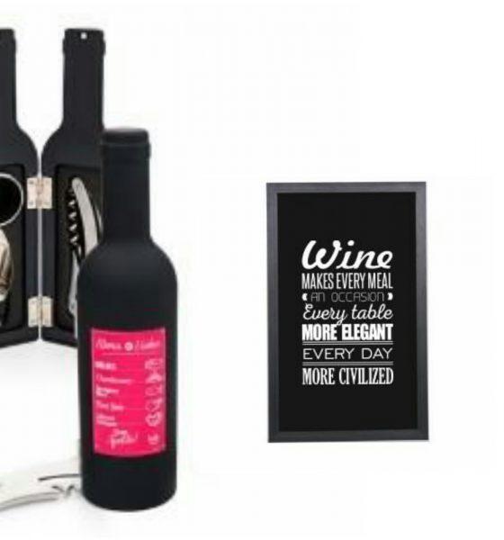 Lindos quadros para os apreciadores de um bom vinho.