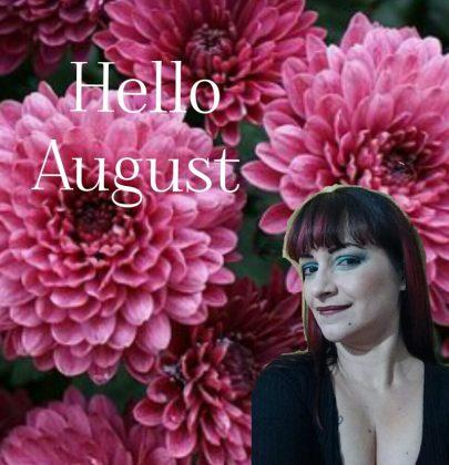 Diário da blogueira-Agosto 2017.