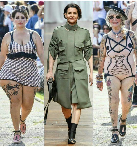 Por uma moda mais diversificada e justa.