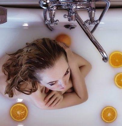 Banhos para atrair boas energias no Ano novo.