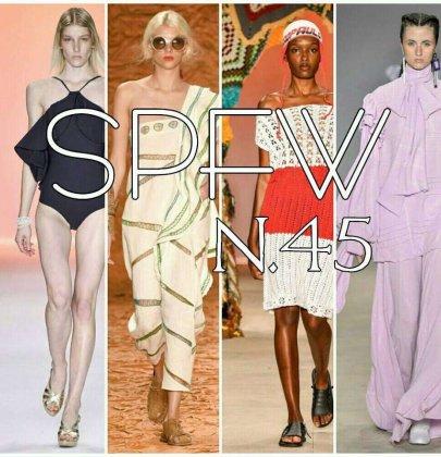 SPFW n.45: um resumo e as principias tendências da moda.