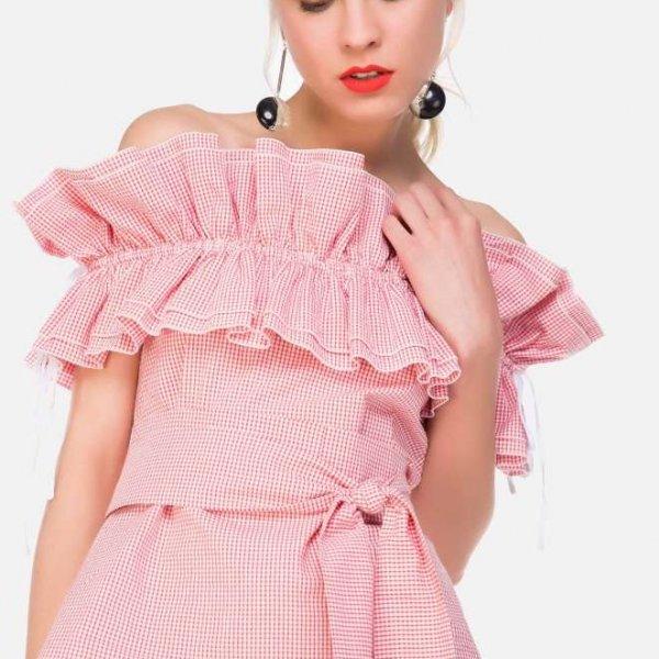 Blusas: e as novidades do babado fashion.