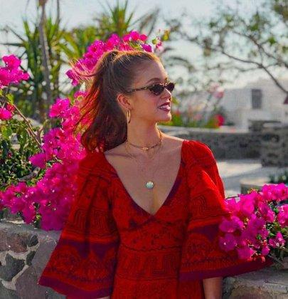 Dois looks lindos de Marina Ruy Barbosa -para você copiar.