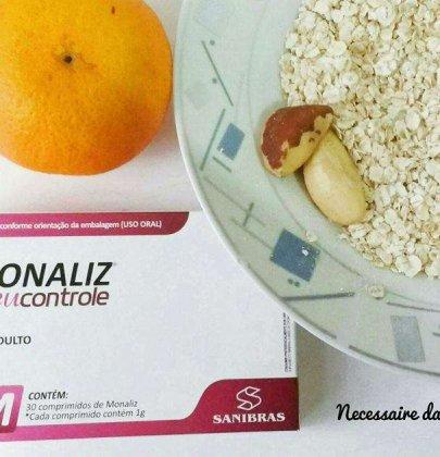 Monaliz emagrece sim e é perfeito para dietas.