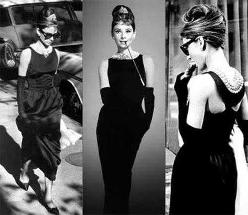 a história do vestido