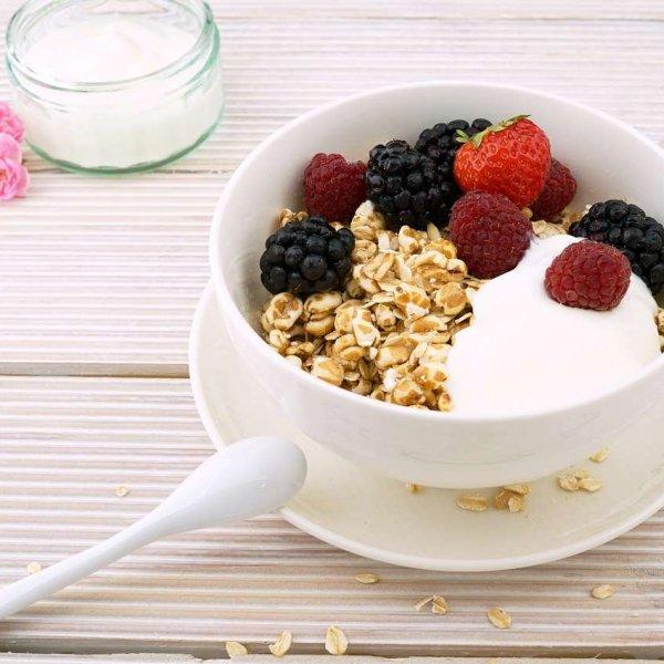 Alimentos saudáveis que estou consumindo mais.