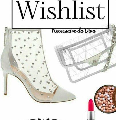Wishlist blog -10/2018.