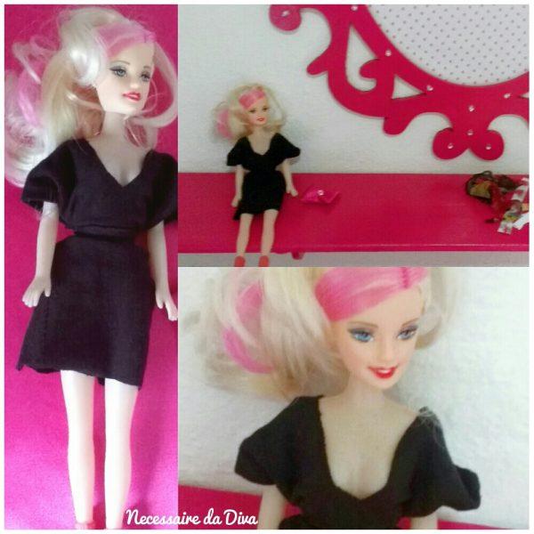 Moda com bonecas e vestido preto básico: confira o novo vídeo do blog no YouTube