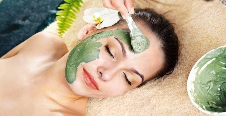 powerful facial mask for oily skin.
