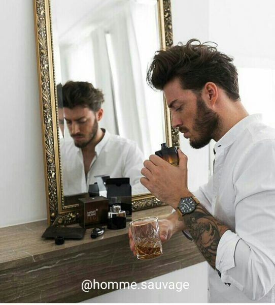 男人華麗的Instagram 1
