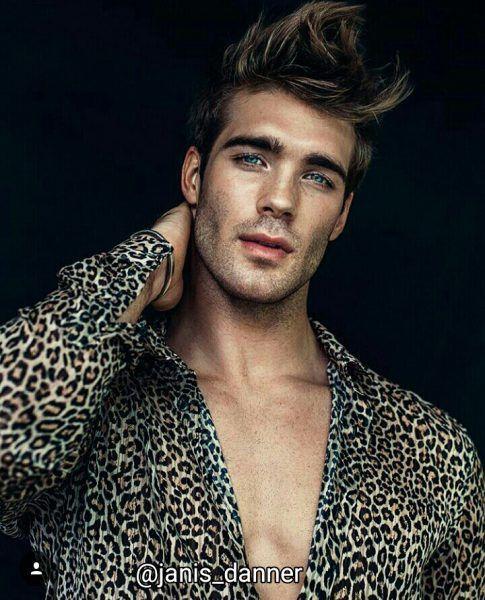 Gorgeous instagram of men 1