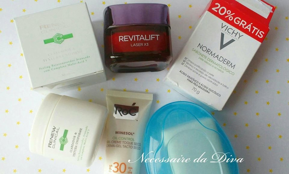 renew clinical peeling resenha