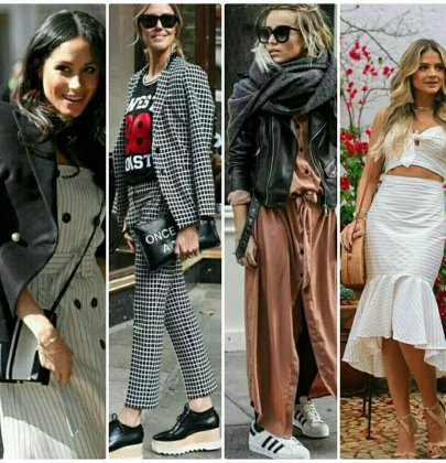 More pinned Fashion Looks 2018.