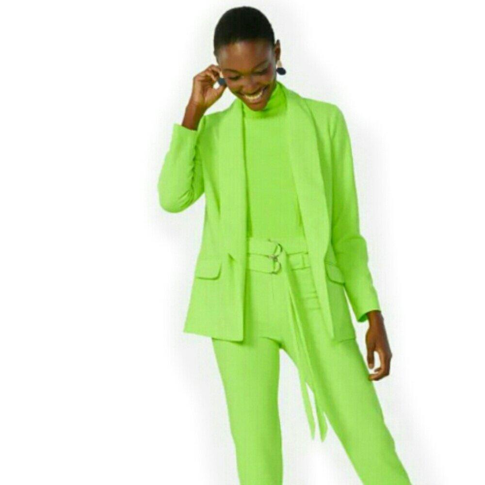 neon trend clothing