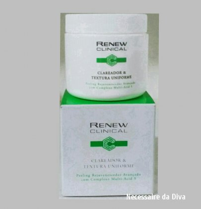 Video Release: Renew clinical peeling is good ?