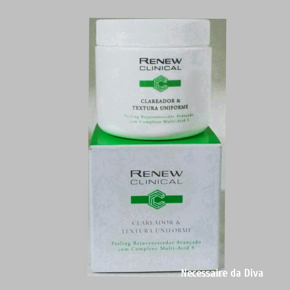 renew clinical peeling é bom
