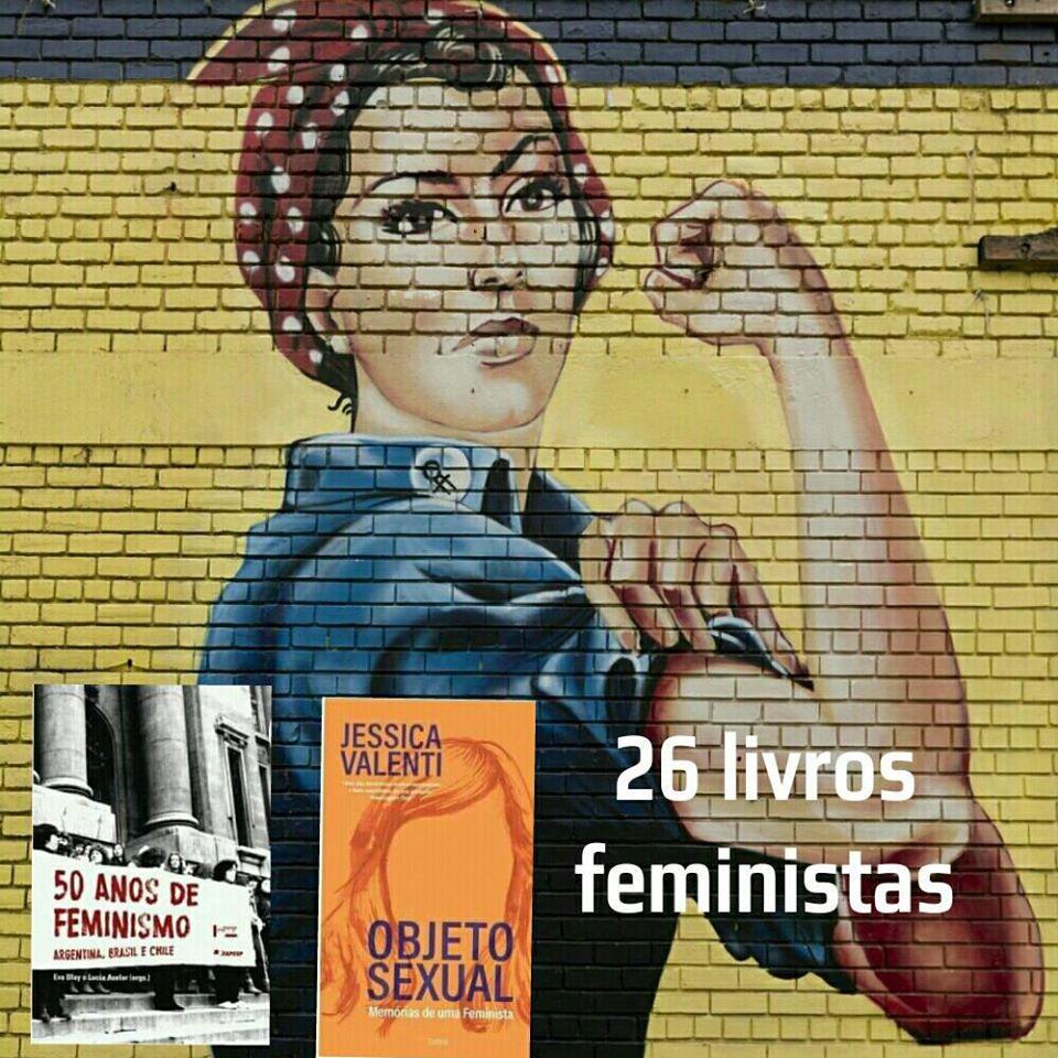 livros feministas