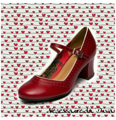 Sapato boneca: feminilidade e estilo.