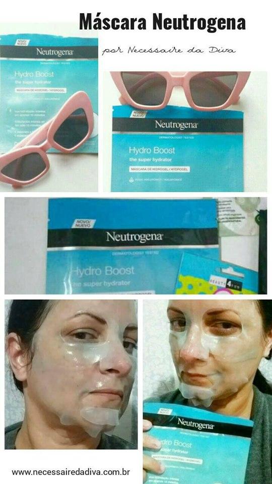 mascara neutrogena hydro boost resenha