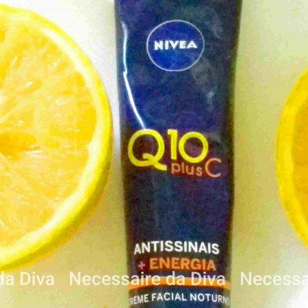 Vitamina C Nivea Q10 plus resenha.
