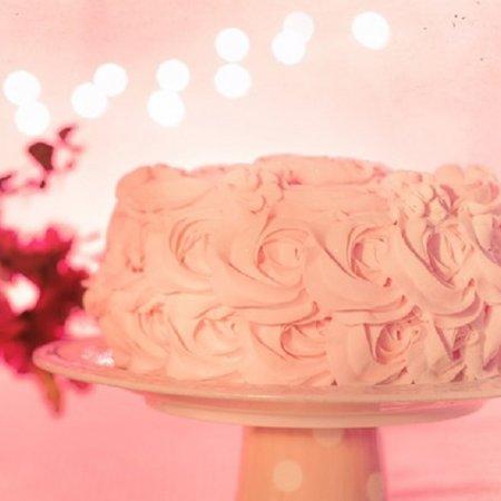 Sugestão de bolo vulcão para aniversário.