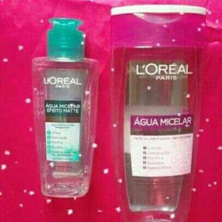 Novo vídeo sobre Àgua micelar da L'oréal.