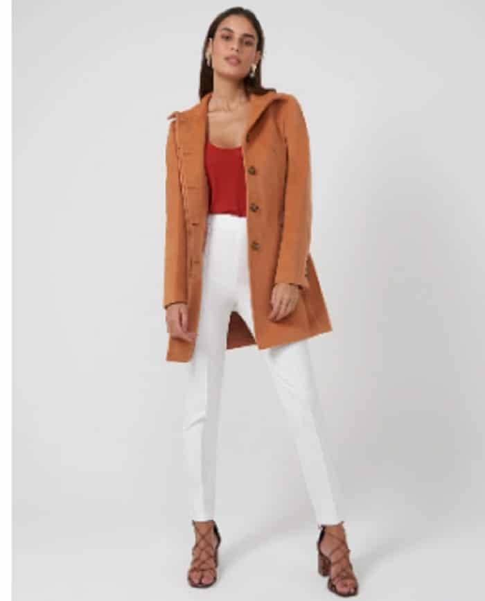 casacos femininos