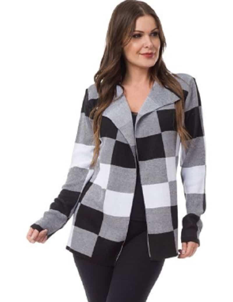 casacos femininos baratos