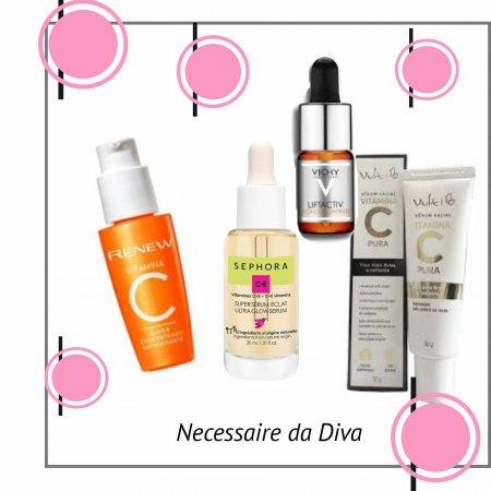 Vitamina C para o rosto: produtos fantásticos e benefícios.
