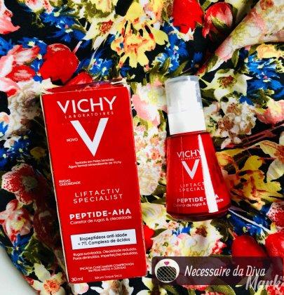 Um luxo o Sérum Vichy Peptide-AHA: veja a resenha.