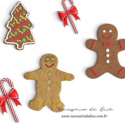 Biscoitos de Natal-receita.