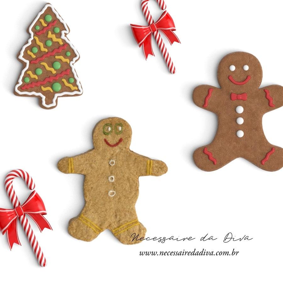 biscoitos de natal receita