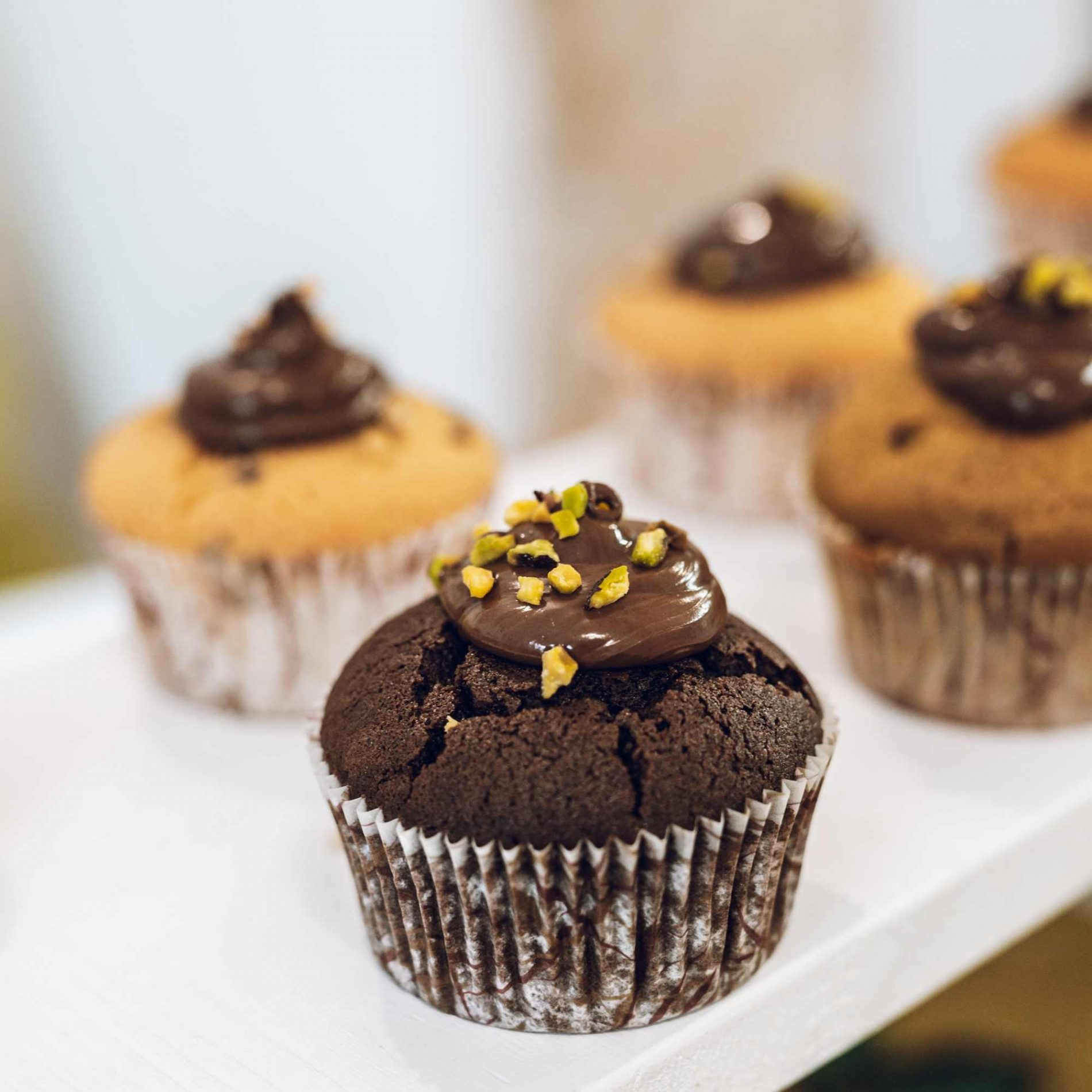 receita de cupcake simples