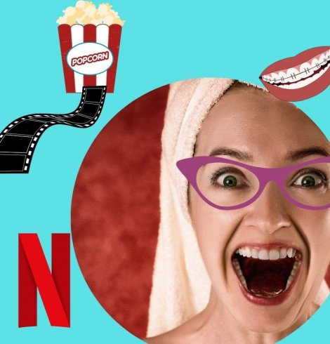 Lista de filmes para rir da Netflix.