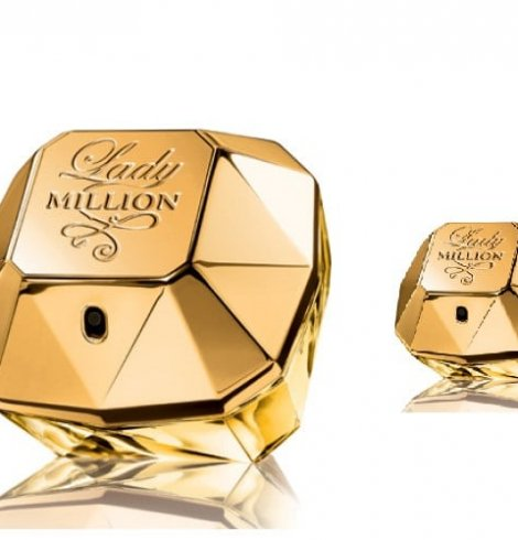 Perfume cheiro de mulher rica-testei o perfume Lady Million.